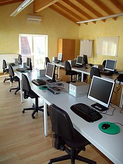 EDV Schulungsraum