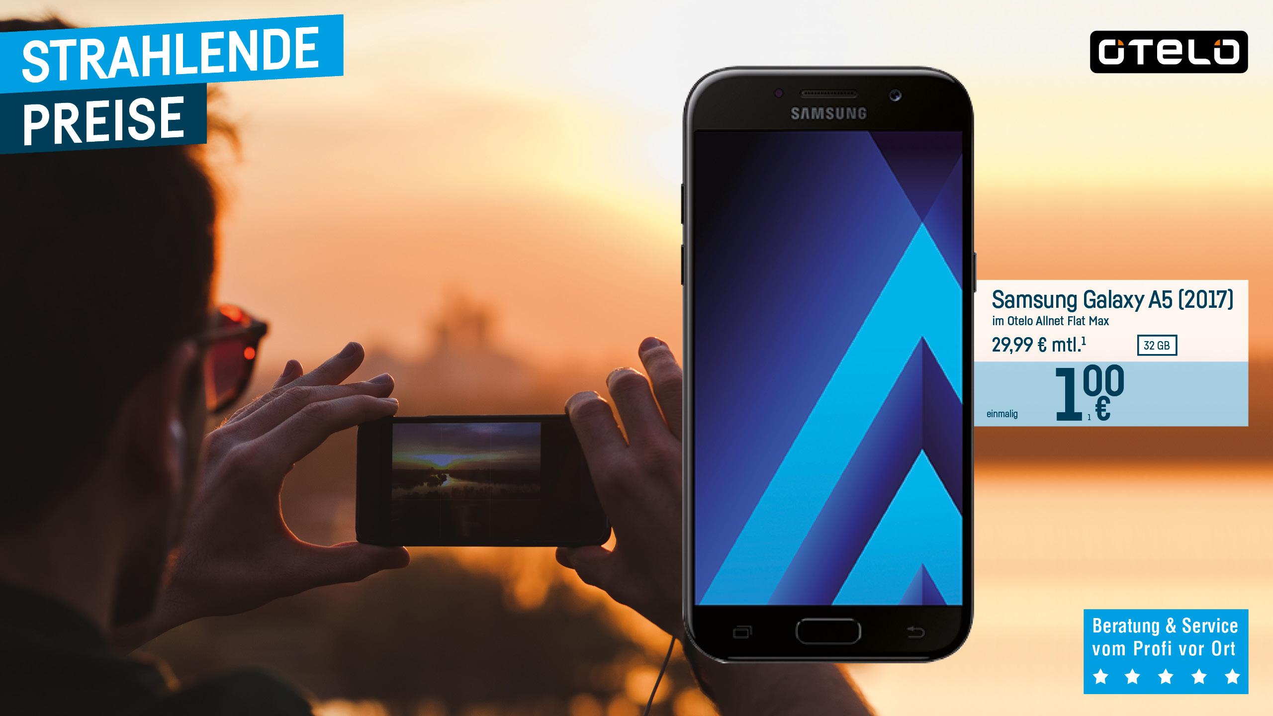 Vodafone - Samsung Galaxy A5 Smartphone
